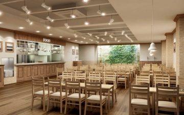 성우오토빌딩직원식당