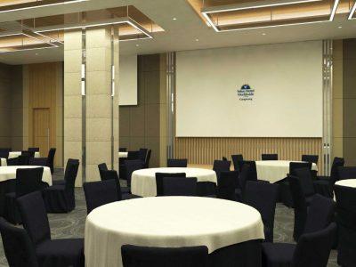 Banquet 강릉 씨베이 호텔 대연회장