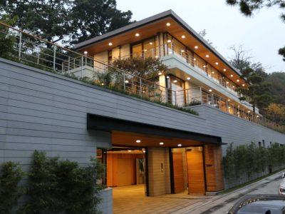 성북동 주택 설계 및 시공