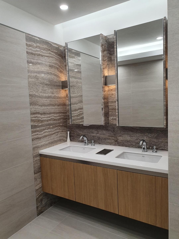 영풍 빌딩 화장실 리모델링
